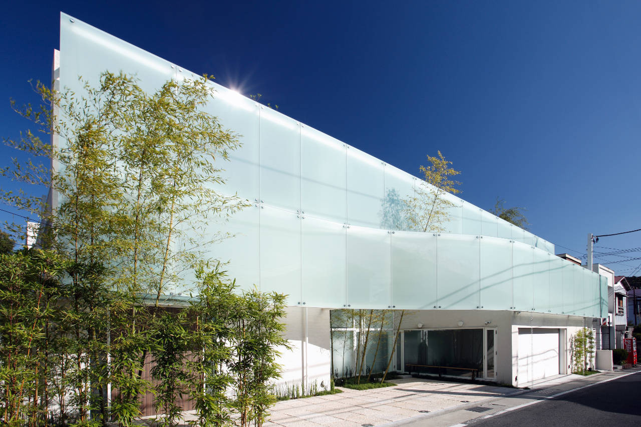 House Like a Museum by Edward Suzuki Associates-01