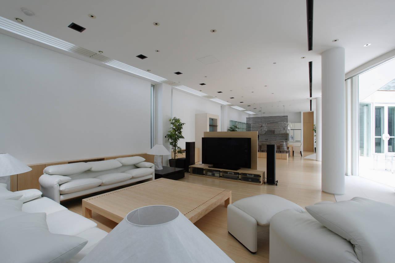 House Like a Museum by Edward Suzuki Associates-07