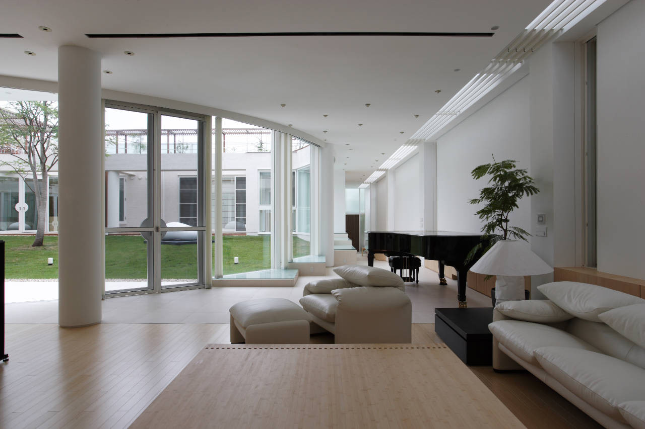 House Like a Museum by Edward Suzuki Associates-08