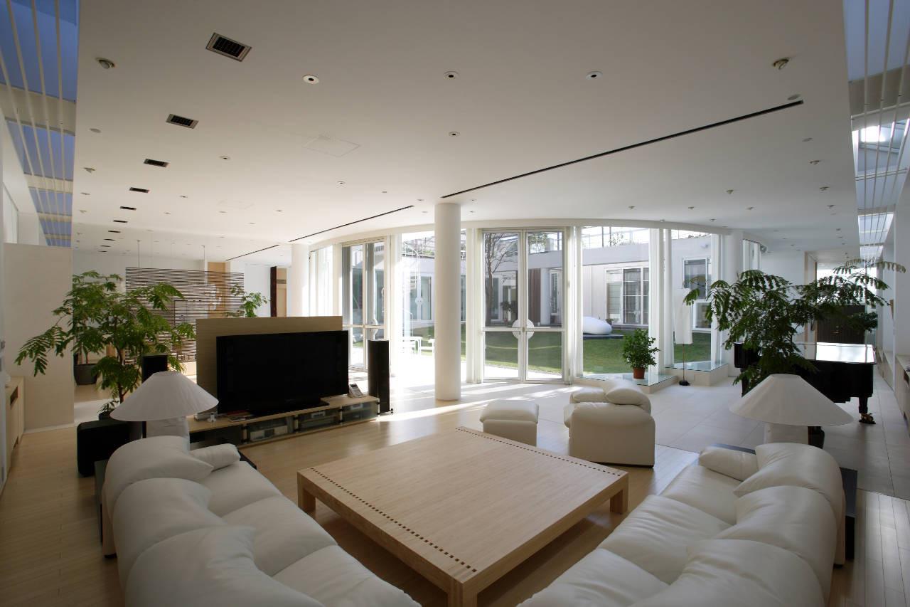 House Like a Museum by Edward Suzuki Associates-09
