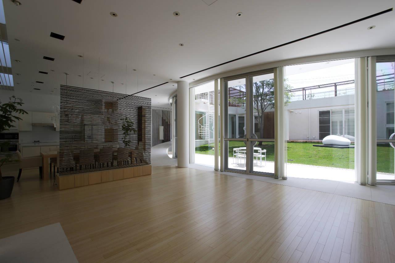 House Like a Museum by Edward Suzuki Associates-11