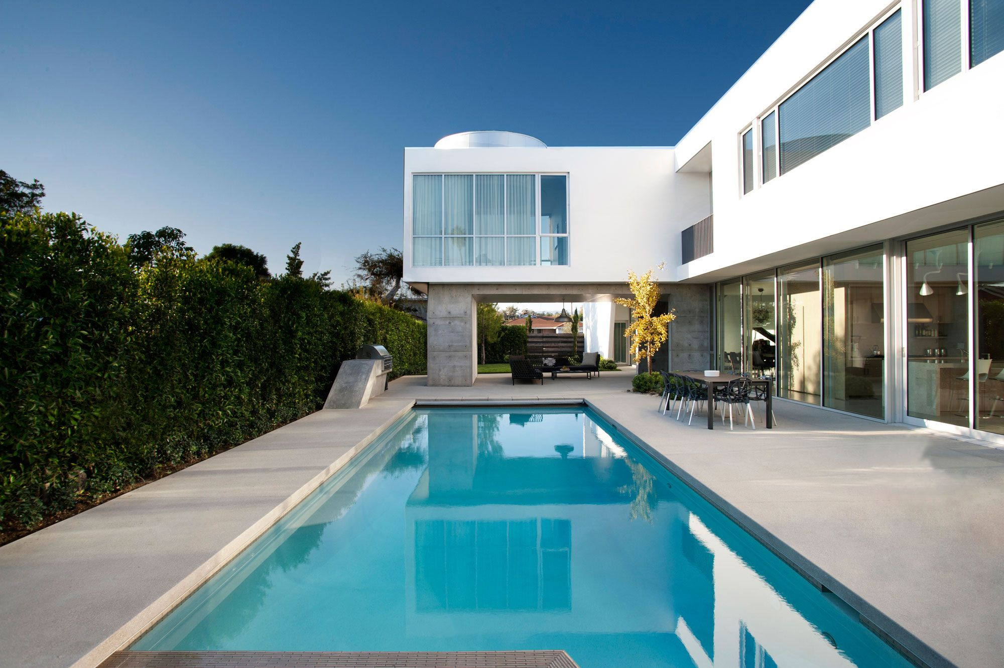 modern family home by dennis gibbens architects caandesign