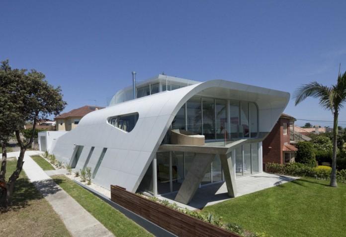 Moebius House by Tony Owen Partners-01