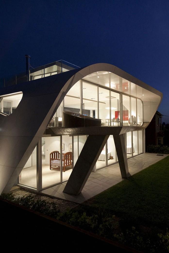 Moebius House by Tony Owen Partners-06