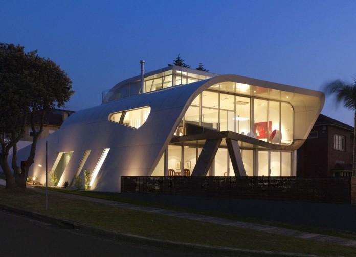 Moebius House by Tony Owen Partners-07