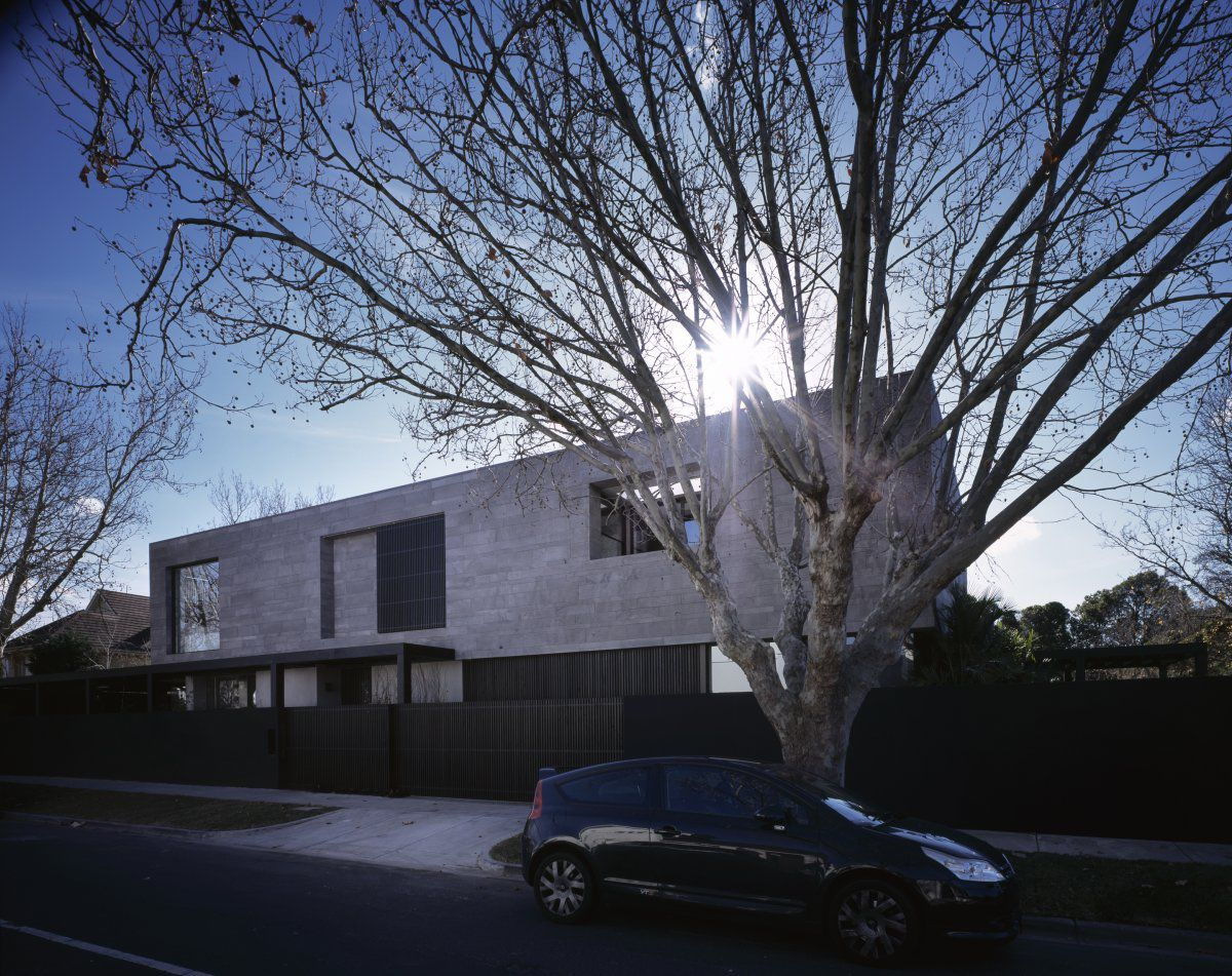 Seacombe Grove House by b.e. architecture