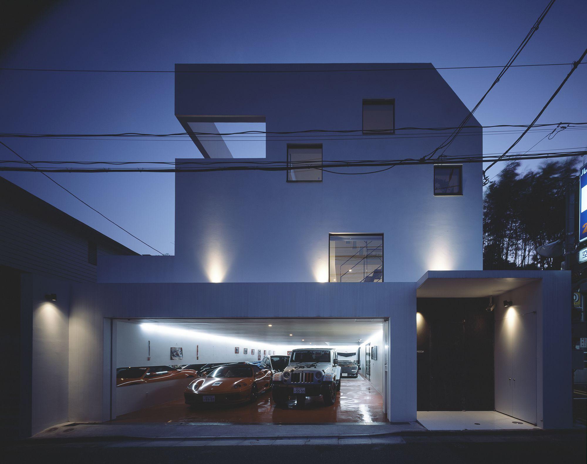 KRE the house floating room by no.555 Tsuchida Takuya