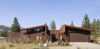 Wolf Creek View Cabin by Balance Associates