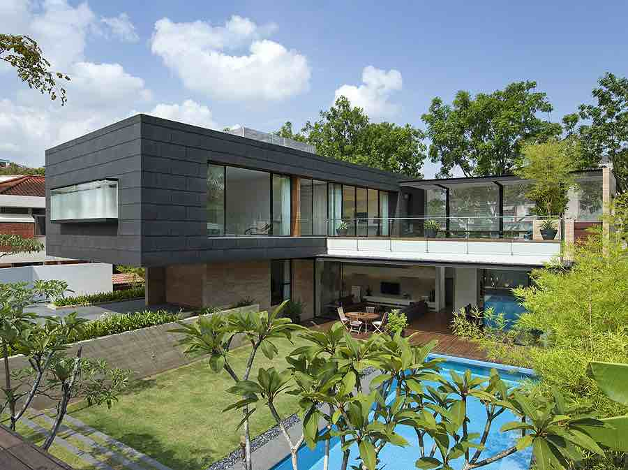 45 Faber park by Ong & Ong Pte Ltd