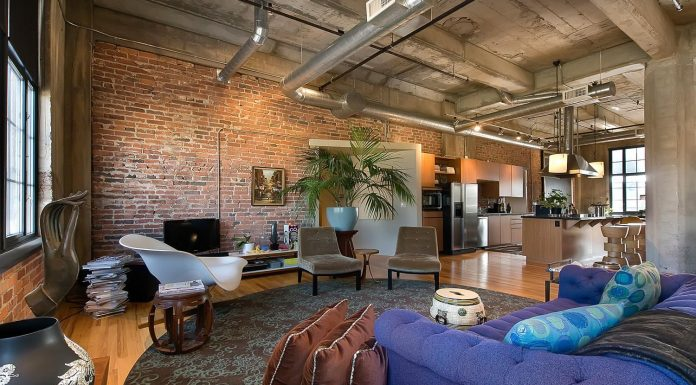 The Contemporary Flour Mill Lofts in Denver