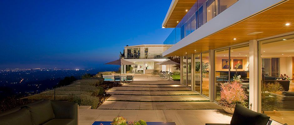 Esquire House on Sunset Strip