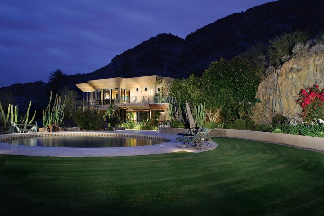Multimillion residence in Arizona