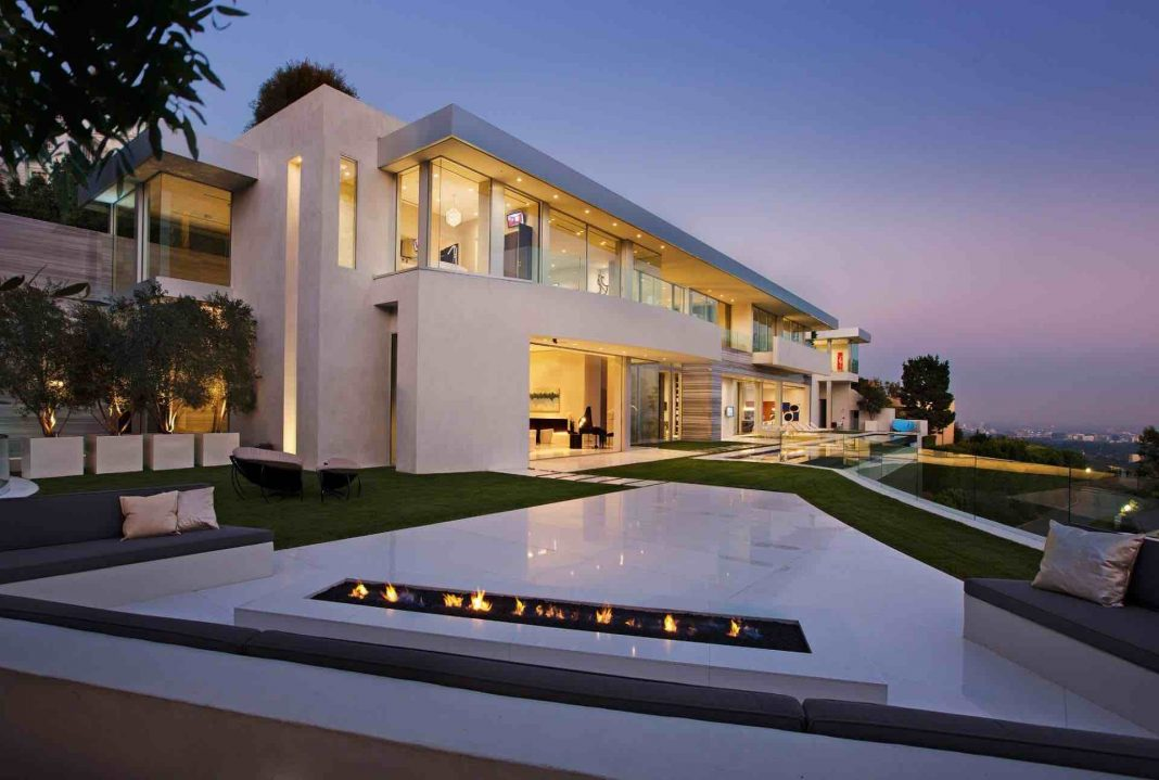 Sarbonne Road Residence by McClean Design