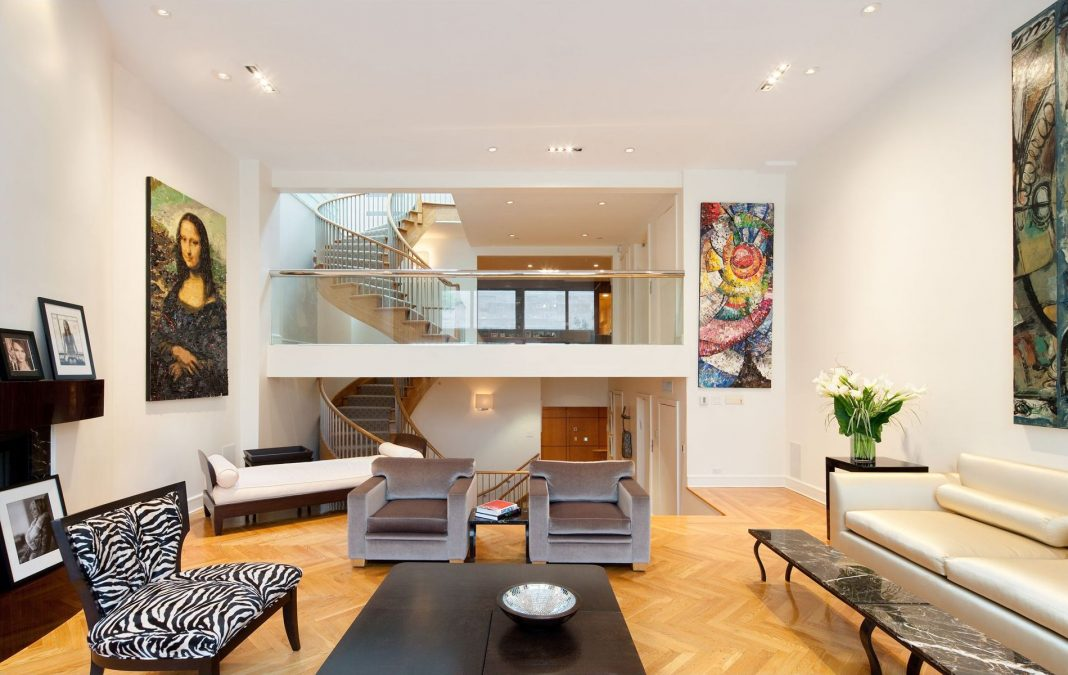 870 Park Avenue Townhouse by Robert A.M. Stern