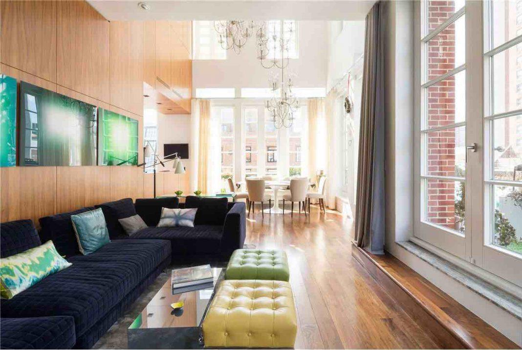 62 Beach Street Penthouse in New York