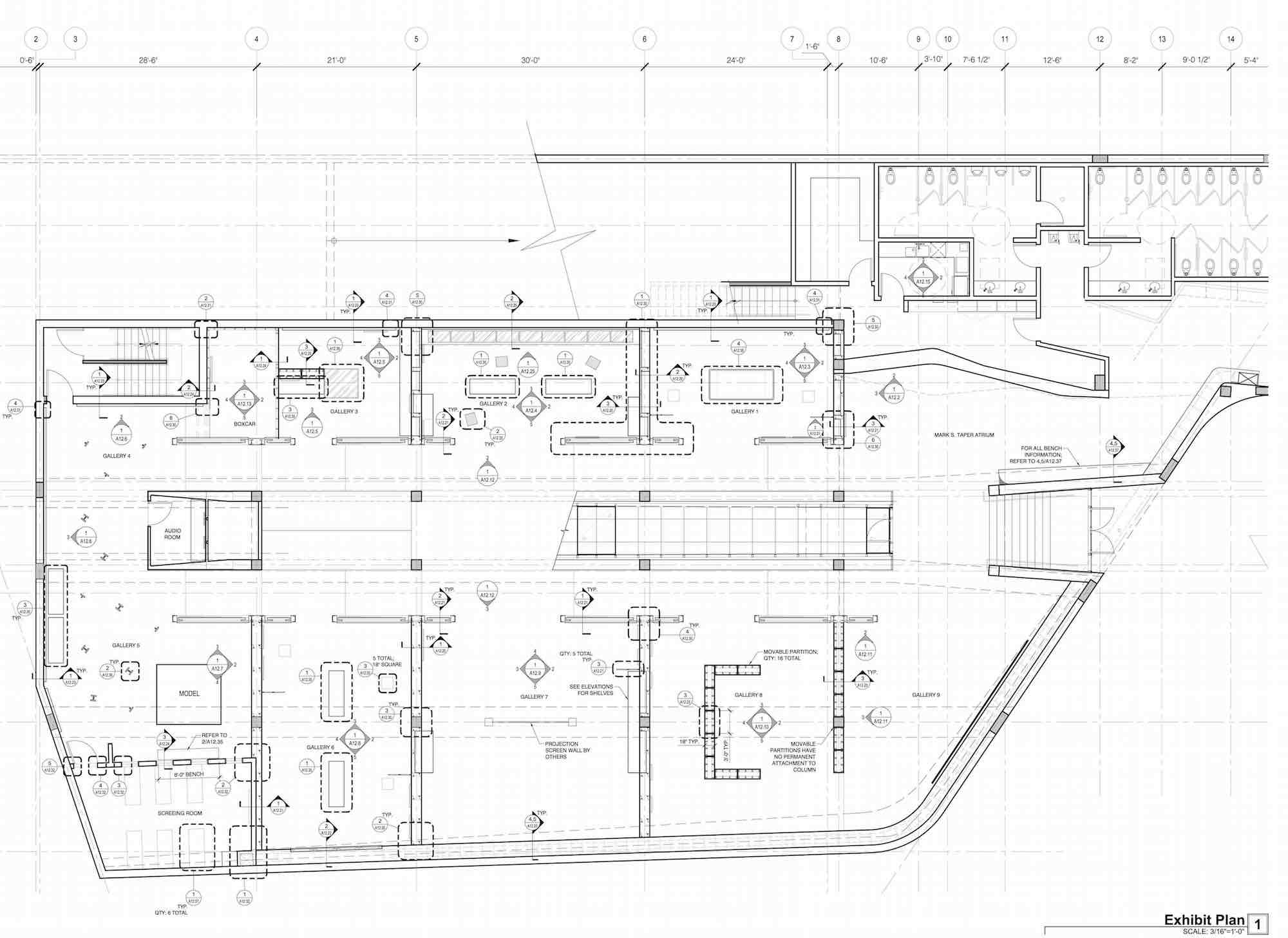 A12.1 Exhibit Plan