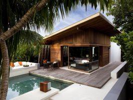 Alila Villas Hadahaa in Maldives by SCDA Architects