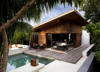 Alila Villas Hadahaa in Maldives by SCDA Architects