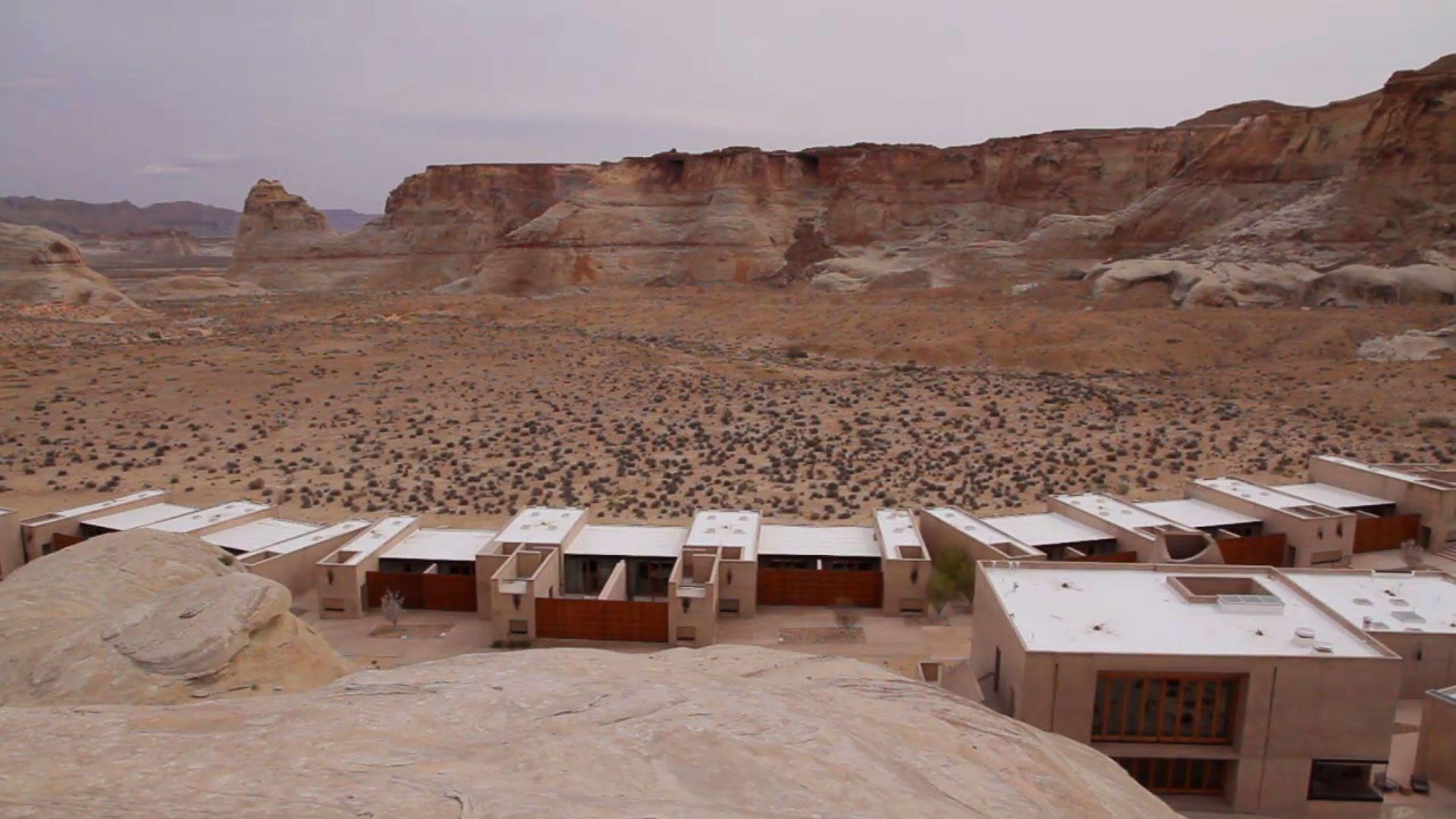 Amangiri Luxury Resort Hotel In Canyon Point Utah