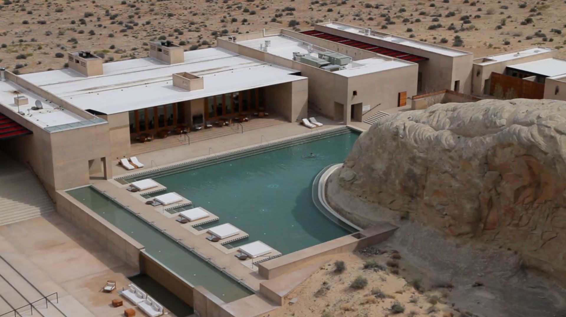 Amangiri luxury resort hotel in canyon point utah for Design hotel utah