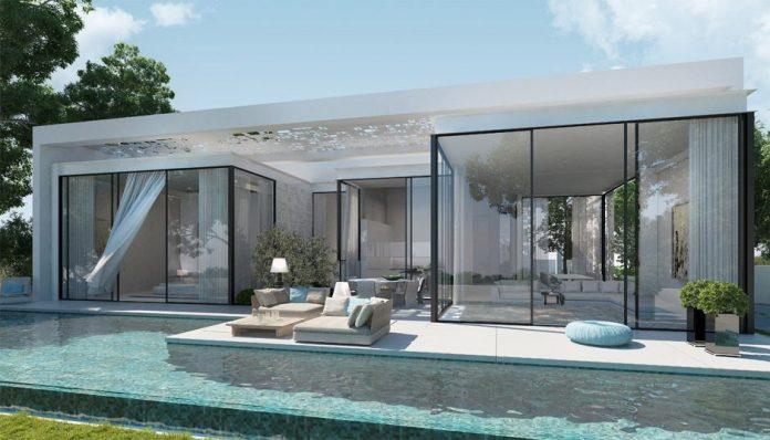 Modern house design by Ando Studio