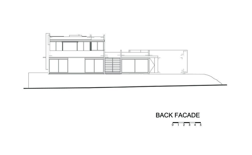 Back Facade