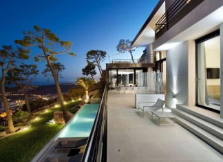 Bayview Villa in Côte d'Azur