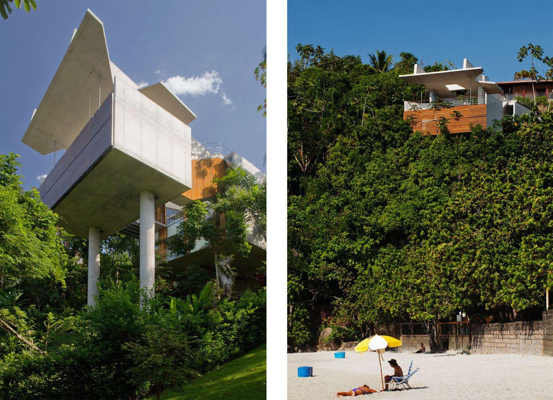 Beautiful-Concrete-House-in-Ubatuba-01