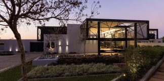 House Ber by Nico van der Meulen Architects and M Square Lifestyle Design