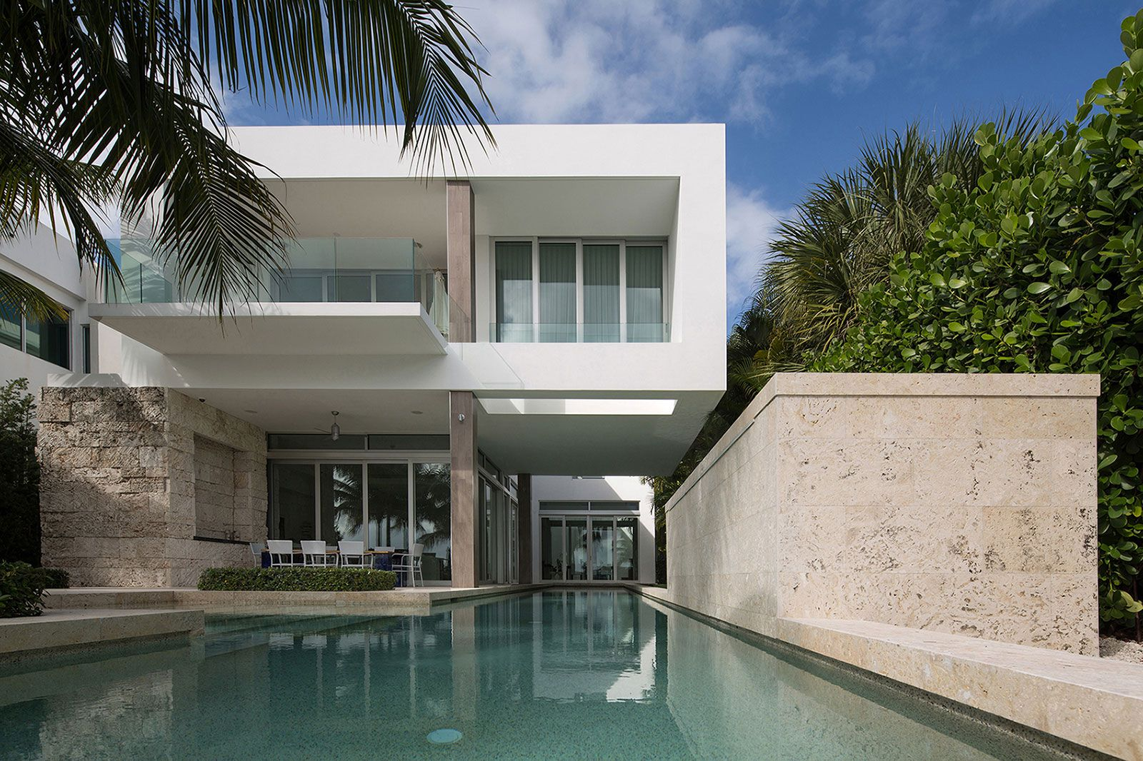 Biscayne Bay Residence By Strang Architecture Caandesign