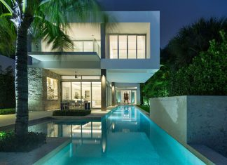 Biscayne Bay Residence by Strang Architecture