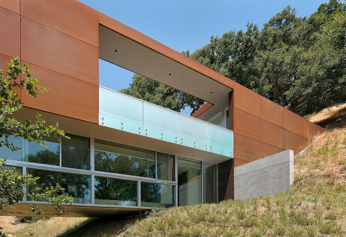 Bridge House by Stanley Saitowitz, Natoma Architects ...