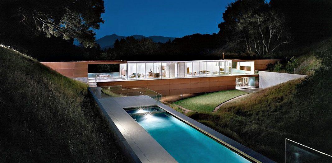 Bridge House By Stanley Saitowitz Natoma Architects Home Design
