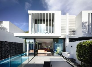 Brighton Townhouses by Martin Friedrich Architects