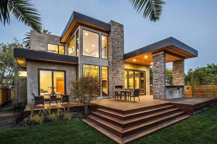 Burlingame Residence by Toby Long Design