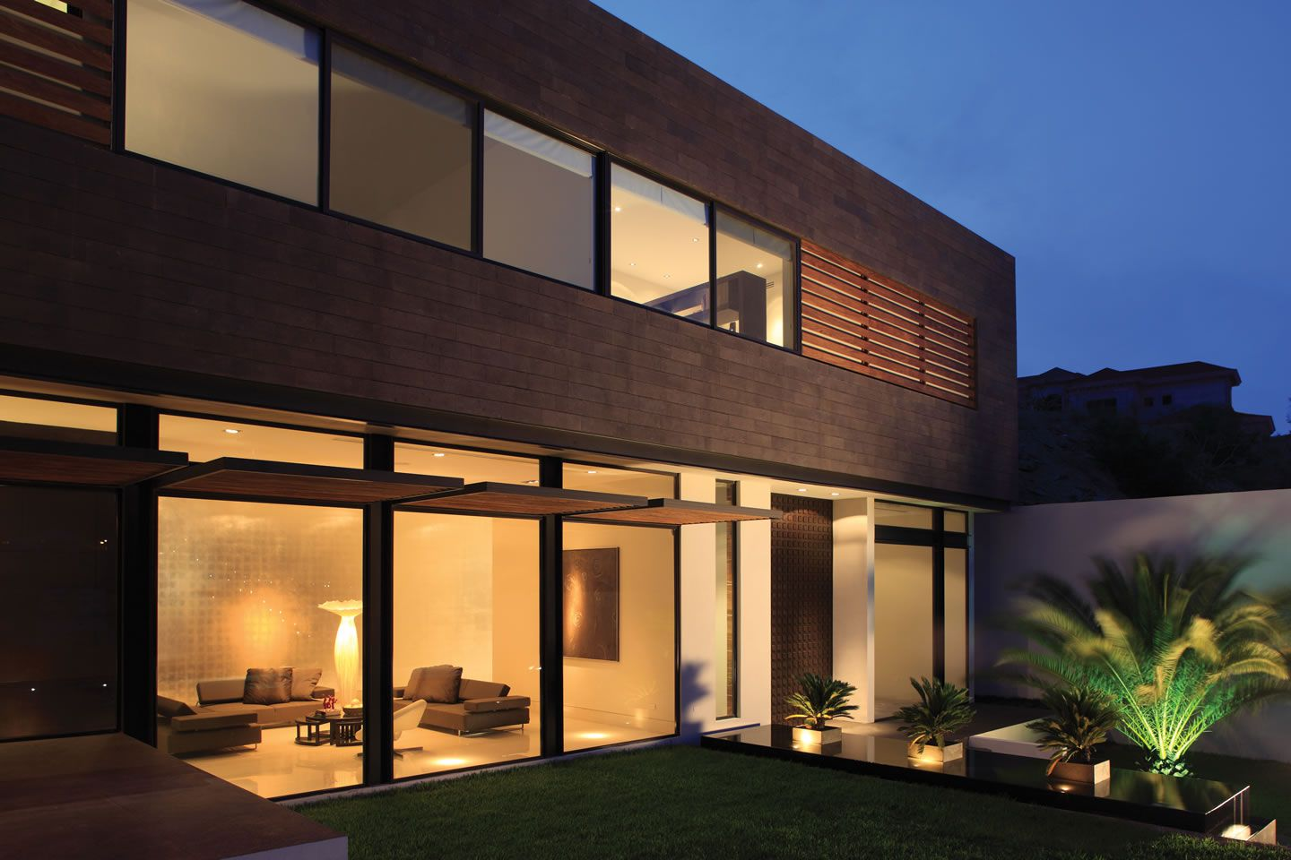 The cg house by glr arquitectos caandesign for Cg home designs