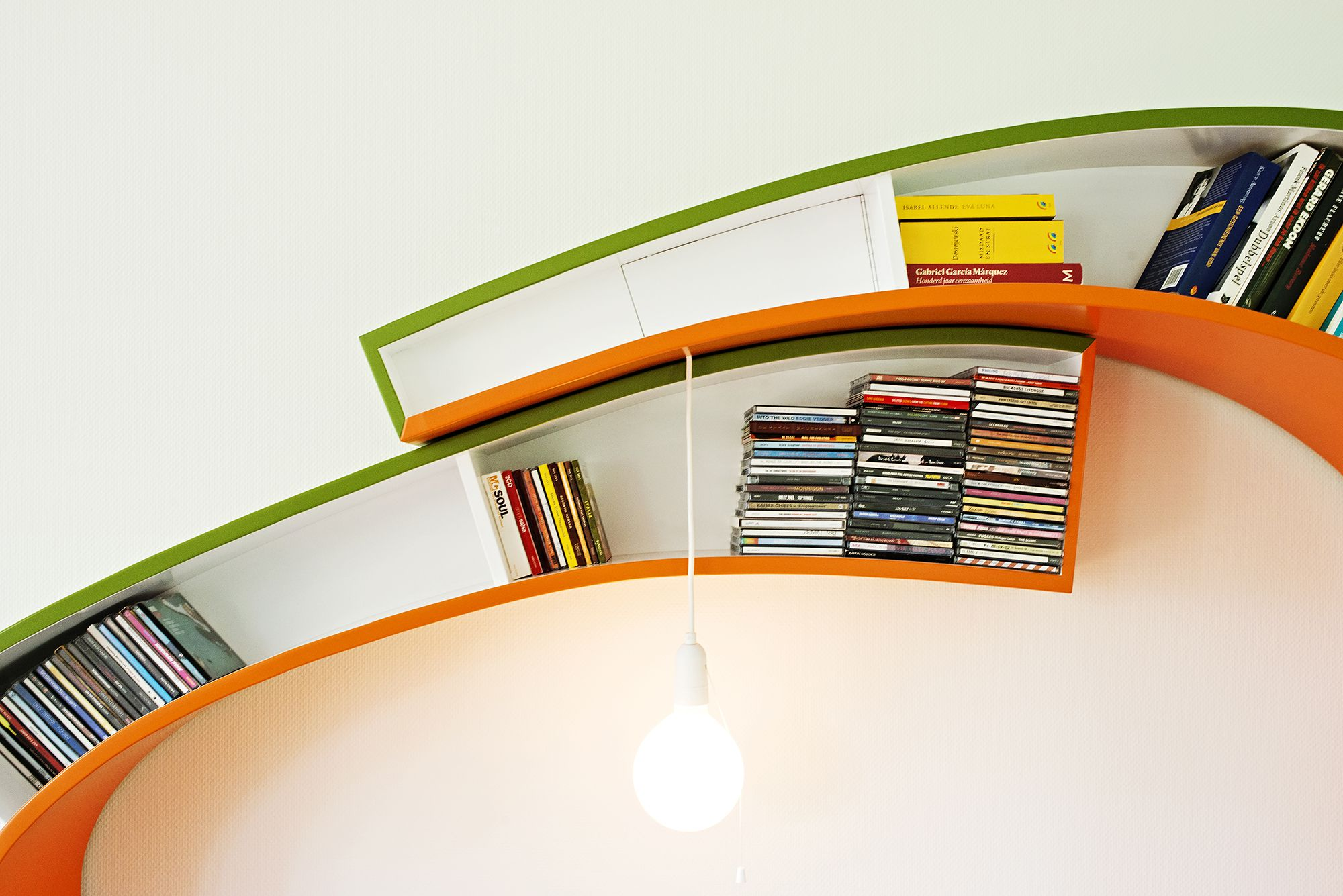bookworm by atelier   caandesign  architecture and home  - chb