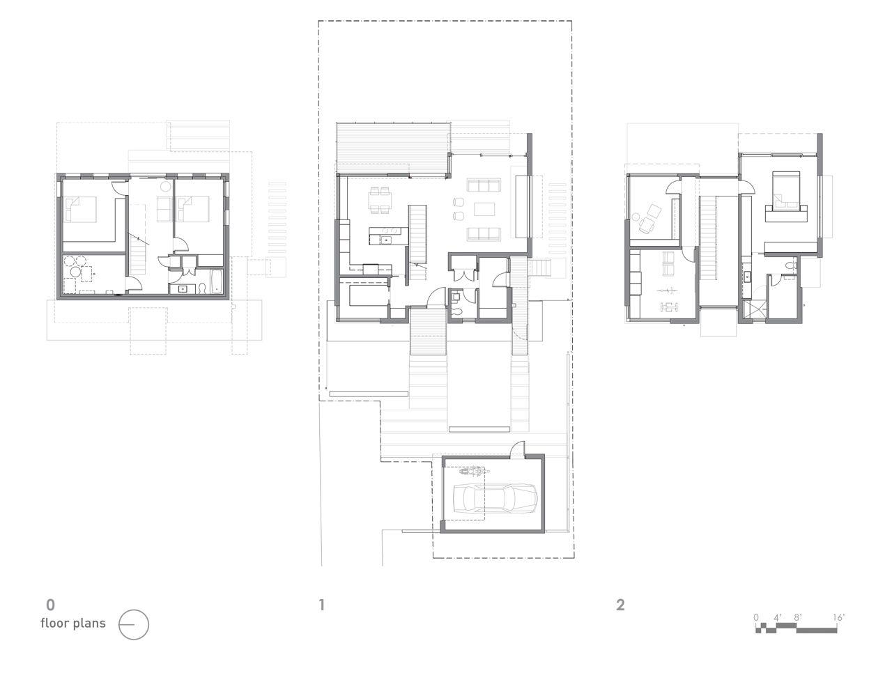 CapHill_floor plans