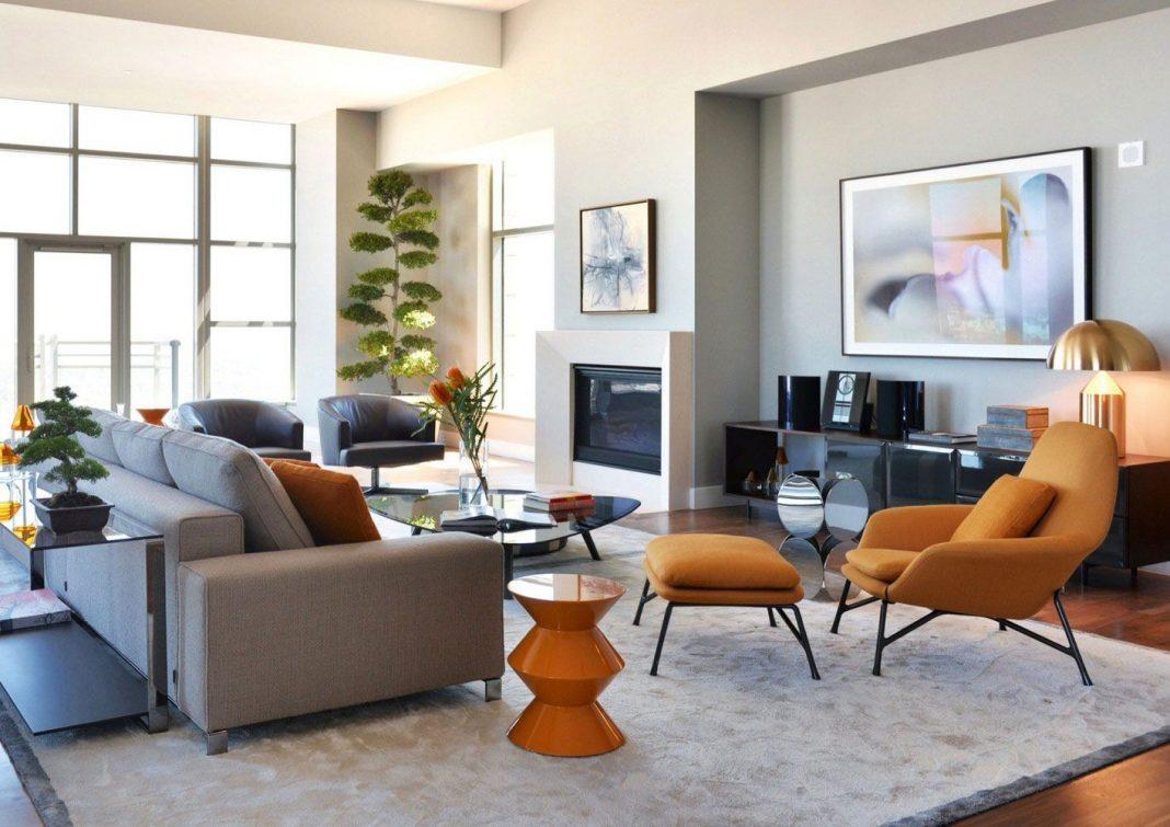 Carlyle Residence Penthouse by Minotti