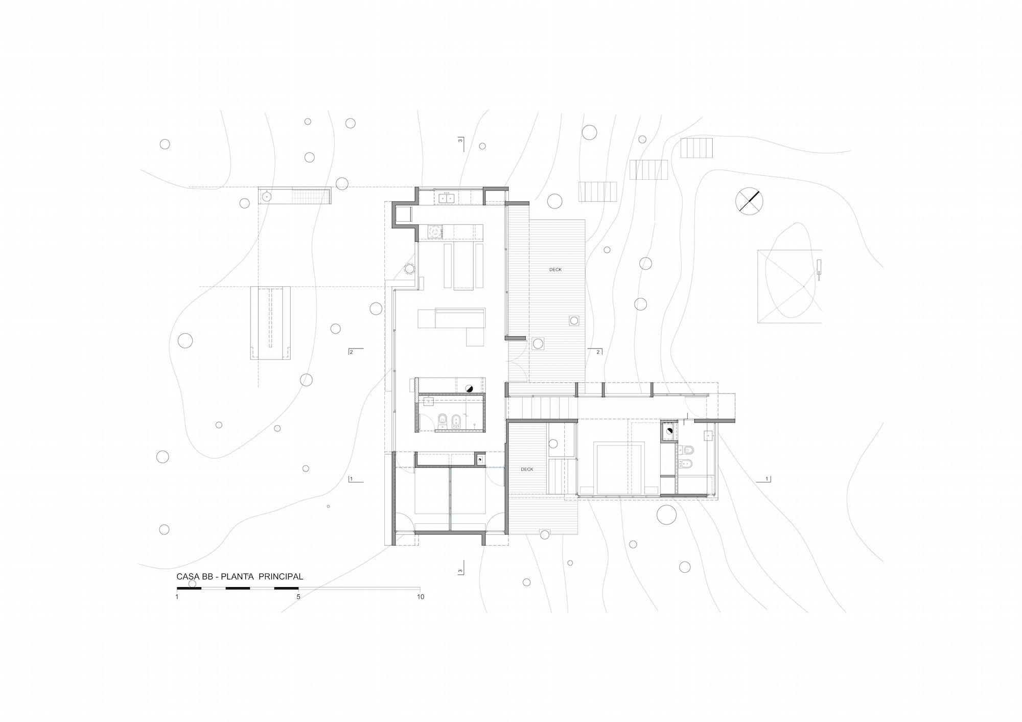 Casa BB - Planta Principal