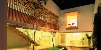 I House by Agraz Arquitectos