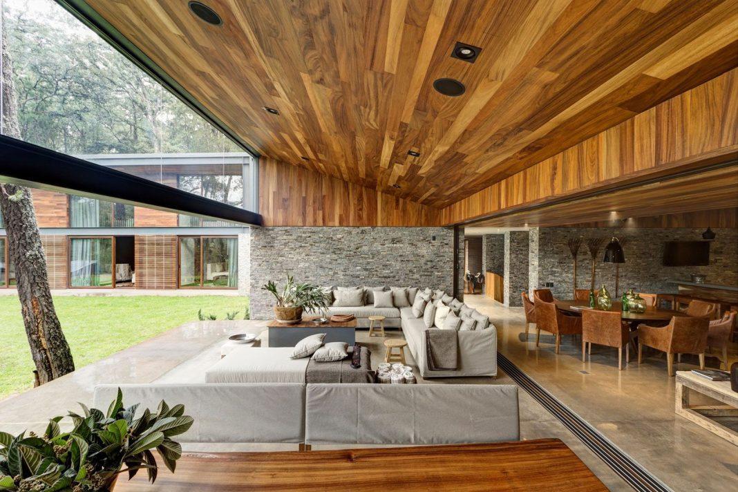 Casa Mm Casa By El 237 As Rizo Arquitectos Caandesign