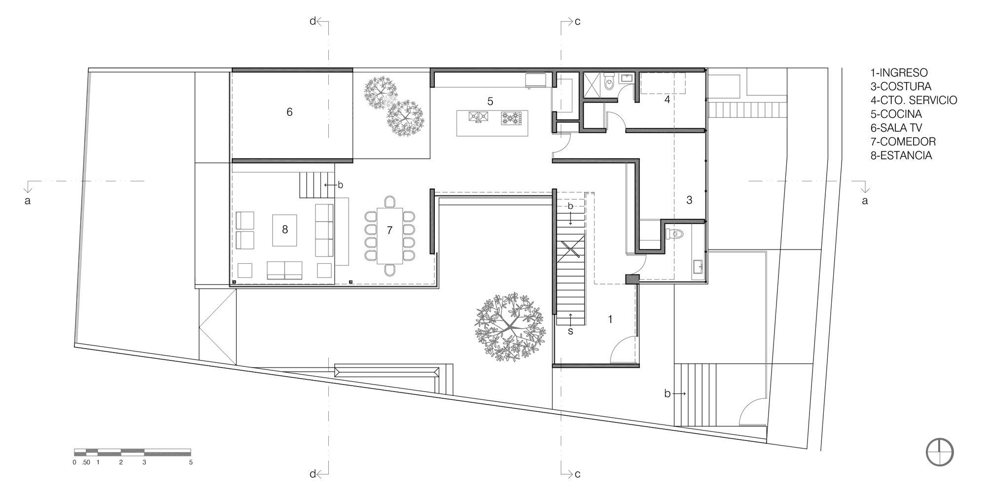 Casa eR2_planta baja