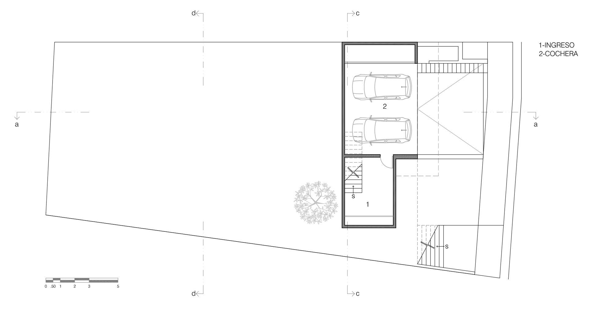 Casa eR2_planta sotano