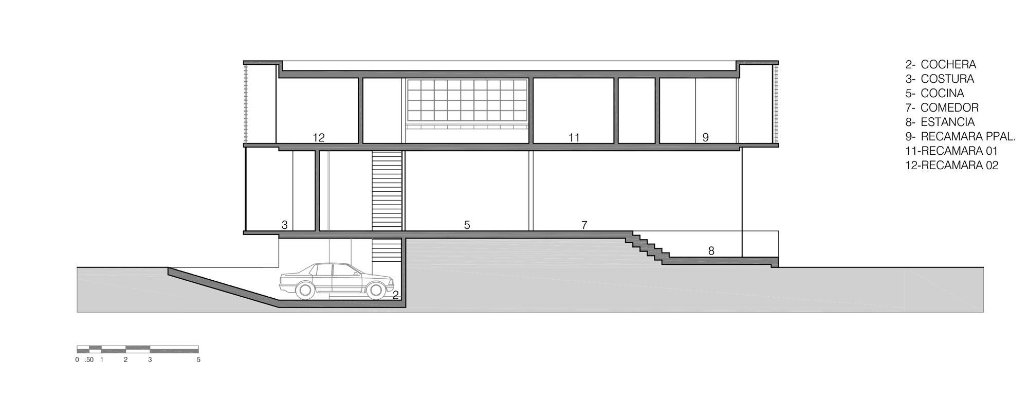 Casa eR2_seccion a