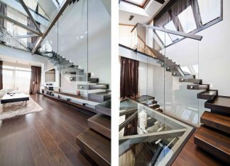 Three-story Loft in Romania by In Situ Architects