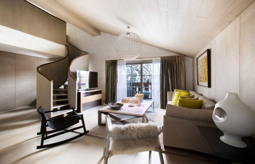 The Cheval Blanc in Courchevel