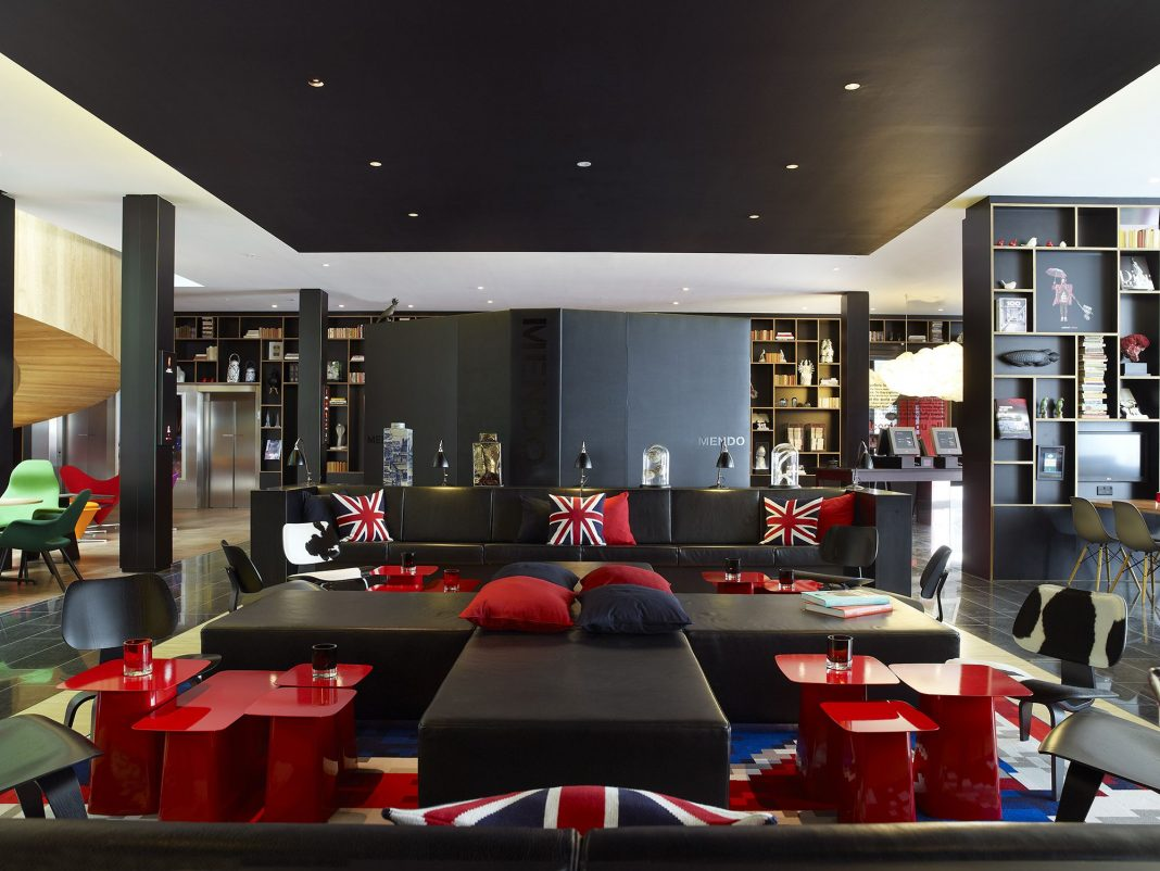 Perfekt CitizenM Hotel Bankside London By Concrete