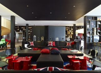 citizenM Hotel Bankside London by Concrete