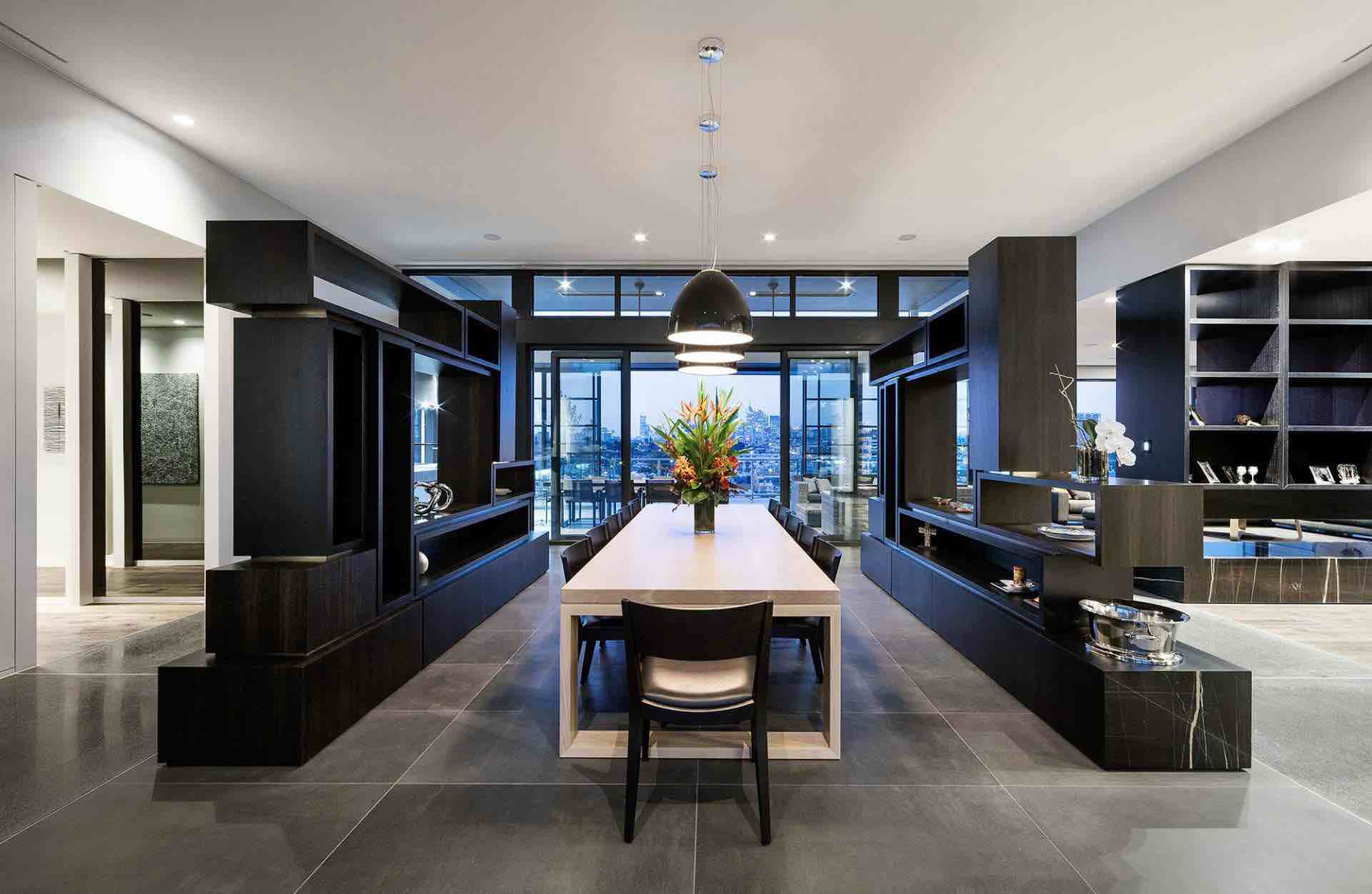 Coppin Penthouse By Jam Architects Caandesign